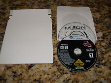 Monster Madness Battle for Suburbia (PC, 2004) & Moon Project (PC, 2001)