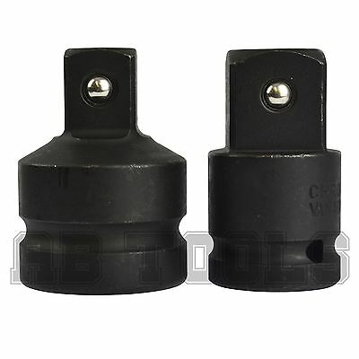 Adaptor Socket Impact Adapter | 1 to 3/4 | 3/4 to 1 | Ratchet Wrench Step