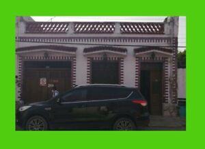 Casa con Gran Terreno de una planta en Venta en el Centro, Mérida, Yucatán