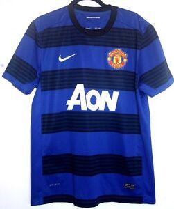 "Manchester United Shirt Away 2011/2012 Small Man Utd  32"" - 36"" 11/12"