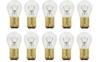 10x 1076 12v Light Bulb Brake Stop Signal Turn Tail Lamp S8 RV Marine Auto Lot