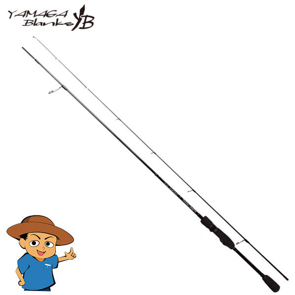 Yamaga Blanks 74Ⅱ BlauCURRENT 74Ⅱ Blanks new spinning saltwater fishing rod pole Japan fad54e