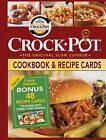 Crock Pot Cookbook & Recipe Cards by Publications International (Hardback, 2009)