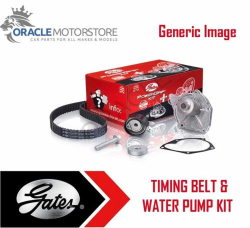 CAM AND WATER PUMP KIT OE QUALITY KP25649XS-1 NEW GATES TIMING BELT