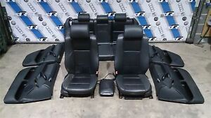 BMW-X5-E53-Complete-Leather-Interior-Front-amp-Rear-Seats-Door-Cards-amp-Armrest