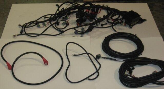 Marine Power Wiring Harness
