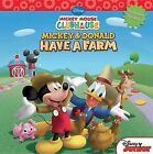 Mickey and Donald Have a Farm by William Scollon, Bill Scollon (Paperback / softback)