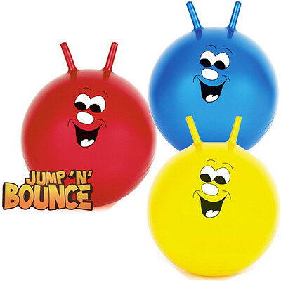 JUMP N BOUNCE BALL HOPPER JUMP KIDS SPACE RETRO TOY OUTDOOR FUN LARGE BOUNCER