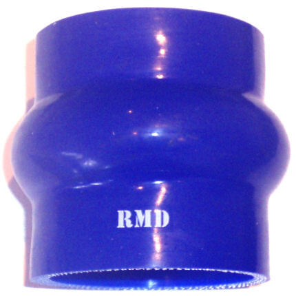 RMD Straight Silicone Hump Hose Pipe Car Coolant Radiator Boost