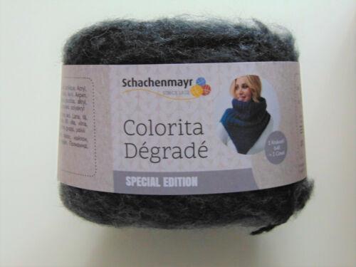 COLORIT DÈGRADÈ Schachenmayr 100g Garn 100g // 9,45€ Wolle