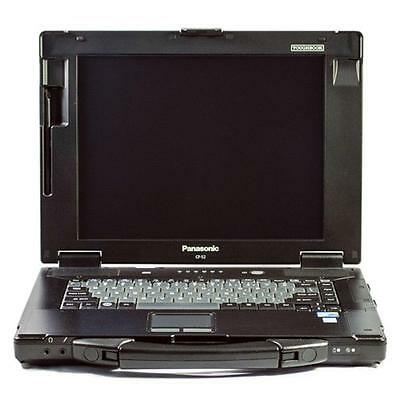 Panasonic Toughbook CF-52 Mk2 2.26Ghz vPro 2GB 160GB Touch Screen Windows 7 Pro