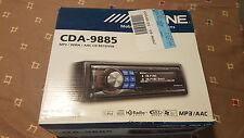 ALPINE CDA 9885 CD MP3 WMA AAC / Car Radio Stereo Receiver Head Unit W Remote