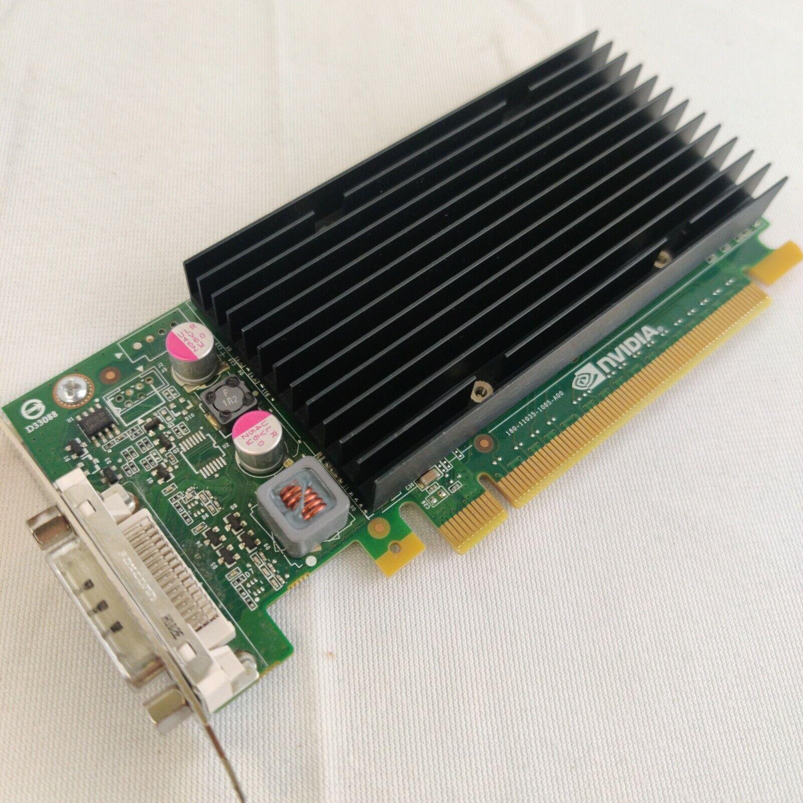 PNY NVIDIA NVS 300 512MB DDR3 PCI-E Video Card - Fast Shipping