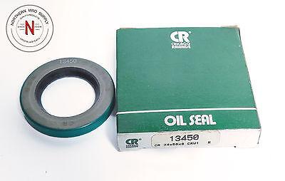 "1.625/"" x 2.750/"" x .250/"" SKF CHICAGO RAWHIDE CR 16364 OIL SEAL SINGLE LIP"