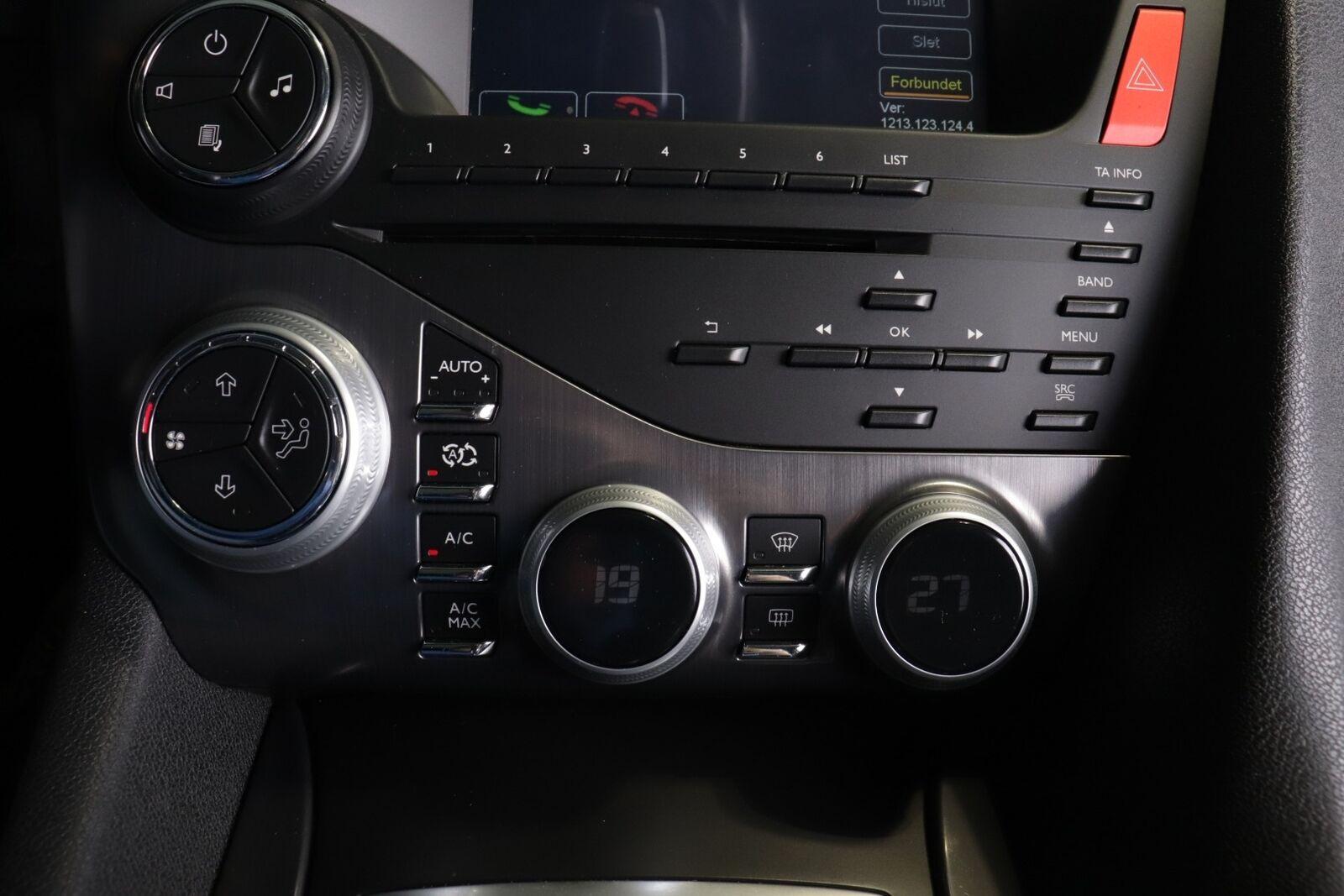 Citroën DS5 HDi 163 Style aut.
