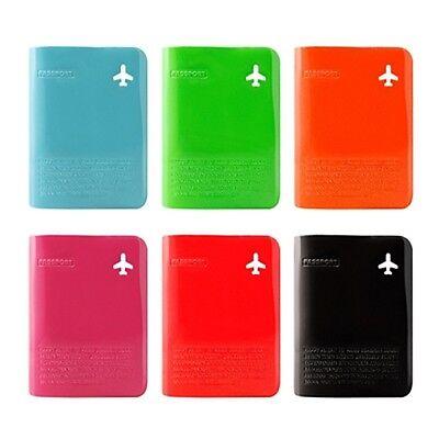 Alife Happy Flight Passport Cover Plus//cf-080 Orange