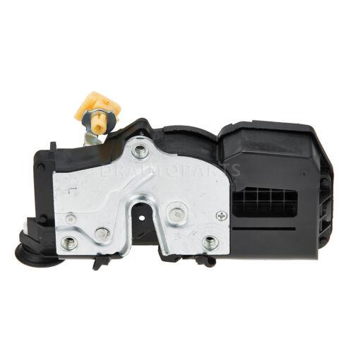 Rear Left Door Latch Lock Actuator For Buick Allure LaCrosse 931-380 5PINS