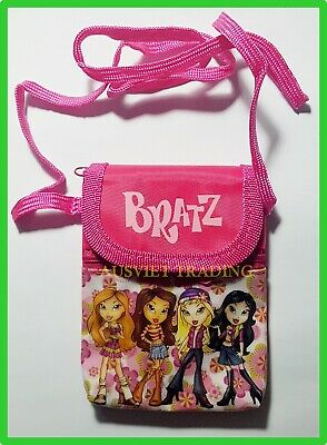 coin Purse tri-fold Brand new Bratz girls kids cartoon Wallet