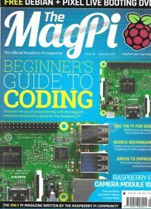 Le magpi numéro 53 Janvier 2017: The Official Raspberry Pi Magazine