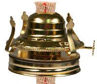 Mason Jar Oil Lamp Burner Chimney Holder Hurricane Lamp -lot Of 4 Burner Tops