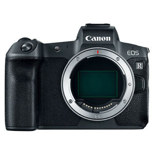 Canon EOS R Mirrorless Digital Camera Body 30.3 MP Full-Frame