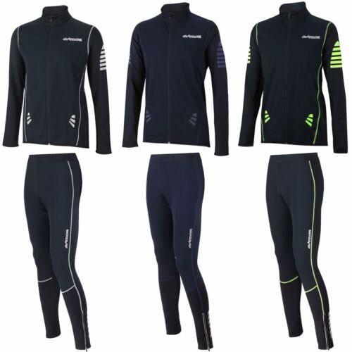 Airtracks Winter Cycling Jersey Set pro/Thermal + Shorts/Stormstopper