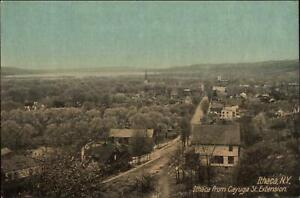 Ithaca-NY-From-Cayuga-St-Extension-c1910-Postcard