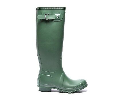 Mujer Hunter Original Tall Verde Wellingtons RRP £ 89.99