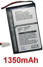 Batterie 1350mAh Pour Dell GPS BT-309