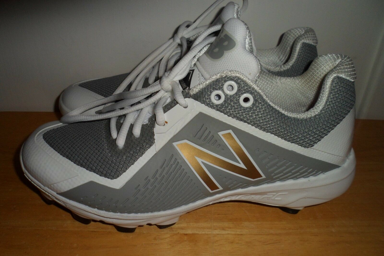 MUST SEE MADE IN USA NWOT 139.99 NEW BALANCE LP4040M4 4040V4 ON HEELS 8 D  nyvjbe1363-Men 1b1725b2308