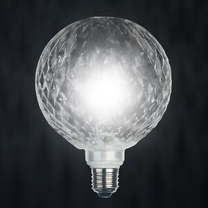 Image Is Loading LED Bulb Lamp Shade G95 G30 Decorative Glass