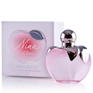 Nina Leau De Nina Ricci Colonia Perfume Edt 30 Ml Mujer