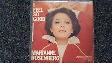 Marianne Rosenberg - I feel so good 7'' Single SUNG IN ENGLISH
