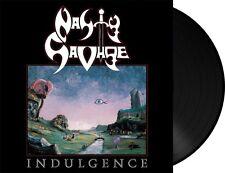 NASTY SAVAGE - INDULGENCE/ABSTRACT REALITY RI  VINYL LP NEU