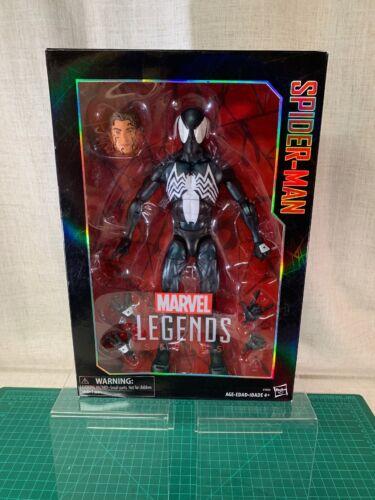 Marvel Legends Series Spider-Man SYMBIOTE Action Figure  30 Articulation Points!