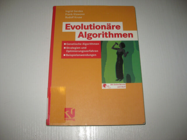 Evolutionäre Algorithmen von Frank Klawonn, Ingrid Gerdes, Rudolf Kruse (2004)