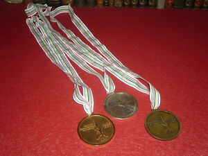 Coll-J-DOMARD-SPORT-OR-ARGENT-BRONZE-WORLD-CHAMPIONSHIP-GYMNASTIQUE-PARIS-1992