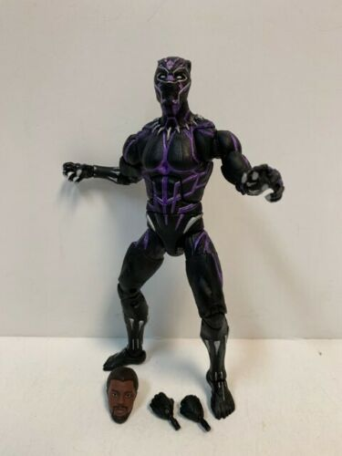 "Hasbro Marvel Legends m/'baku Build-a-Figure Wave Black Panther 6/"" Figure"