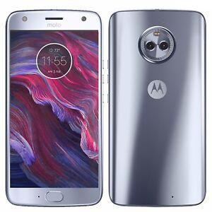 NUOVO-CON-SCATOLA-Motorola-Moto-X4-32GB-XT1900-5-Blu-Android-sbloccato-di-fabbrica-4G-LTE-SIMFREE