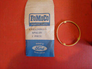 NOS-C7OZ-13A865-D-1967-Ford-Fairlane-Mustang-Shelby-WOOD-WHEEL-horn-ring-spacer