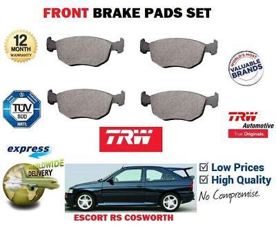 Ford KA 1996-2000 Ford Fiesta Brake Pads 1995-2000