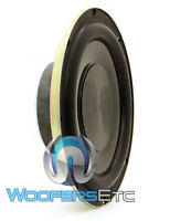 Focal Ibus8 Car Audio 8 Shallow Slim Subwoofer Thin Low Profile Sub Speaker