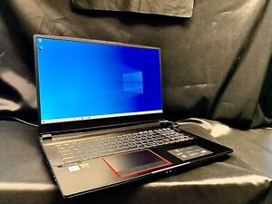 MSI GE75 Raider-022 Gaming Laptop, i7-10750H 64GB RAM 4TB(2 x 2TB) SSD, RTX 2070