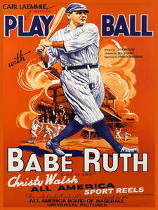 Lou Gehrig 24x36 inch rolled wall Poster