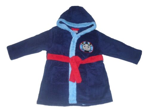 Boys Dressing Gown Thomas The Tank Engine 1-5 Years