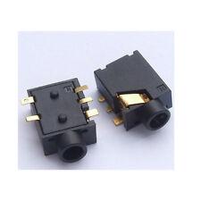 "100PCS 5 PIN 1/8"" 3.5mm Stereo Jack Socket PCB SMD FOR 3.5MM Headphones headset"