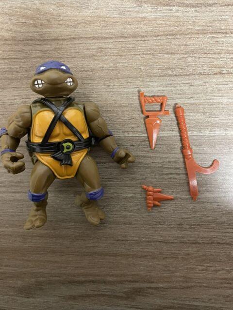 Vintage Ninja Turtles Donatello Playmates Toys 1988