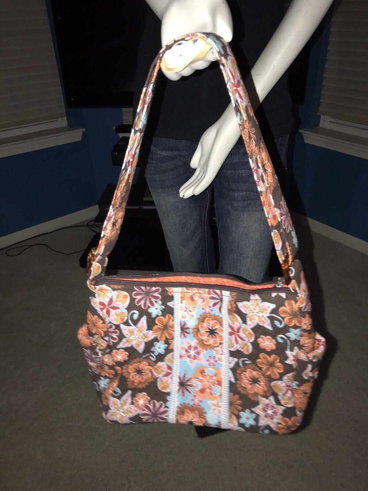 Tanyalee Women's Floral Purse Shoulder Bag (Box B)