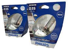 Philips D3S PK32d-5 WhiteVision 5000K Xenon Scheinwerfer +120% 2st 42403WHV2S1 +