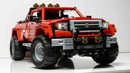 MOC Lego Technic Building instructions collection